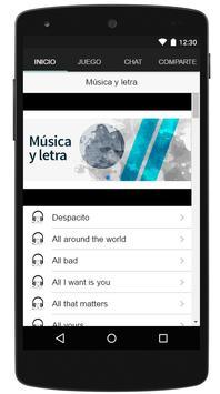 Justin Bieber-Music and lyrics apk screenshot