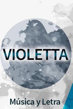 Violetta ++ Música y letra sin internet GRATIS! poster