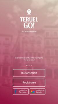 Teruel GO! poster