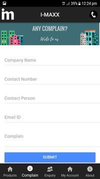 I-MAXX CCTV Biometric EPBAX Get Online apk screenshot