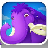 Ice Age Games: Dinosaur Hunter icon
