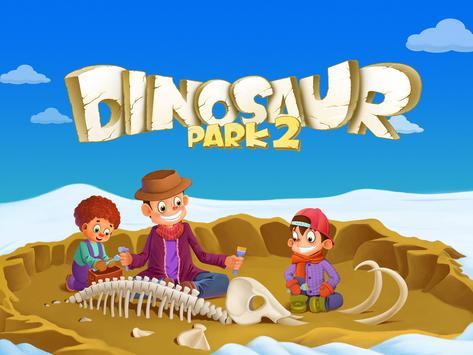 Ice Age Games: Dinosaur Hunter poster