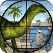 Shoot Mad Diplodcus FPS icon