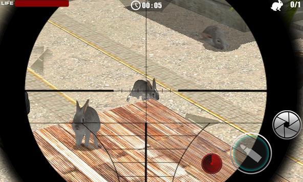 US Rabbit Killer Assassin apk screenshot