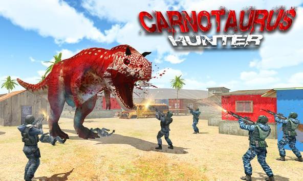 Carnotaurus Hunter apk screenshot