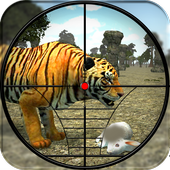 Frontier Animals Hunting 2016 icon
