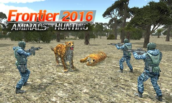 Frontier Animals Hunting 2016 apk screenshot