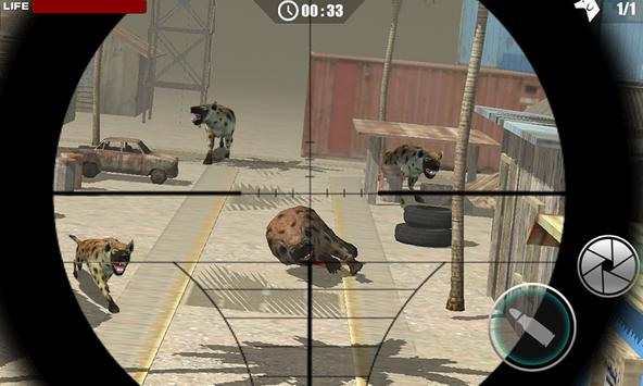 Killer Shooter Hyena screenshot 3
