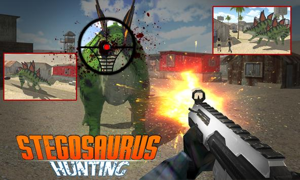 Stegosaurus Hunting screenshot 1