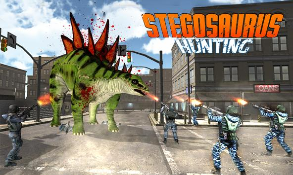 Stegosaurus Hunting screenshot 2