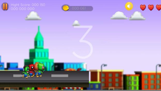 Minion avenger go screenshot 2