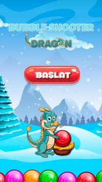Bubble Shooter Dragon poster