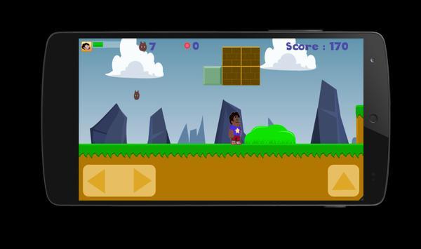 Stev's Adventures apk screenshot