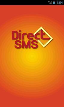 다이렉트 SMS - DirectSMS poster