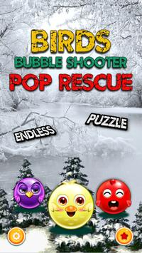 Glacier Rescue: Bubble Shooter poster