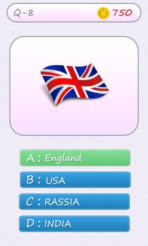 Country Flag Quiz apk screenshot