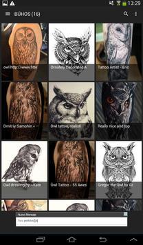 Imágenes de tatuajes apk screenshot