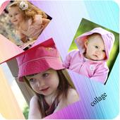 دمج الصور و تجميع الصور icon