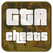 All GTA Cheats icon