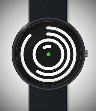 Imgur Spiral Watch Face poster