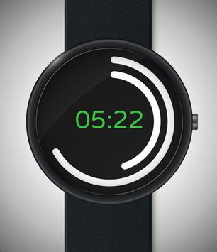 Imgur Spiral Watch Face apk screenshot