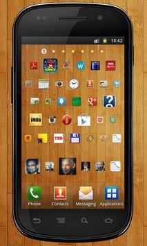 Imgy apps & contacts widgets poster