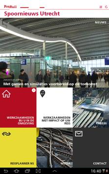 Spoornieuws Utrecht screenshot 4