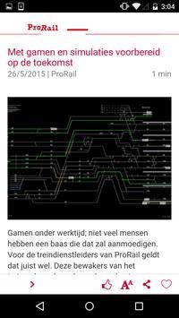 Spoornieuws Utrecht apk screenshot