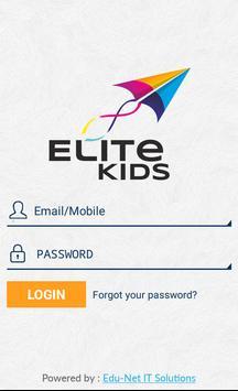 Elite Kids poster