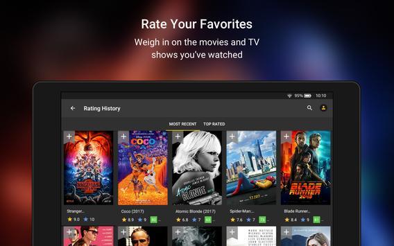 IMDb Movies & TV apk screenshot