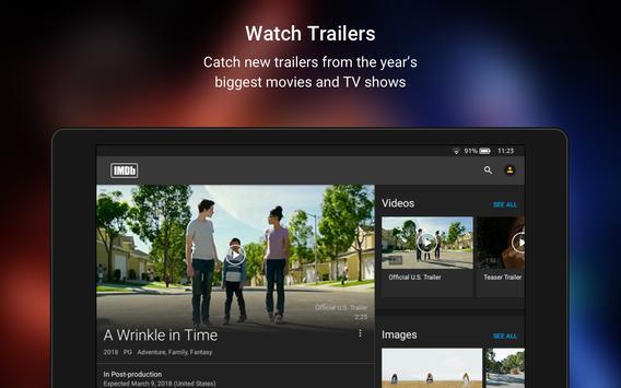 IMDb Movies & TV apk स्क्रीनशॉट