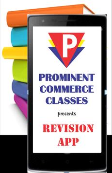 Prominent Revision App poster