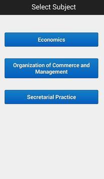 Prominent Revision App screenshot 2