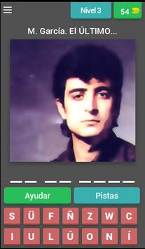 Grupos Españoles Quiz screenshot 3