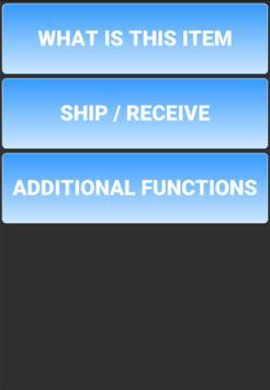 Smart Linen RFID Utility screenshot 1