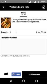 China Spice Restaurant screenshot 2
