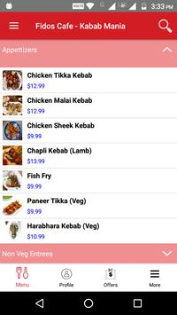 Fido's Cafe - Kabab Mania screenshot 1