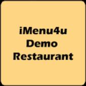 iMenu4u Demo Restaurant icon