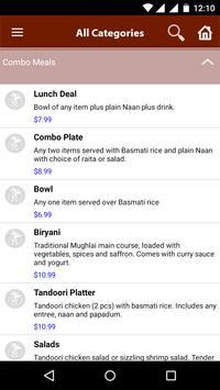 KASI Indian Cuisine screenshot 3
