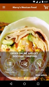 Marcy's Mexican Food apk screenshot