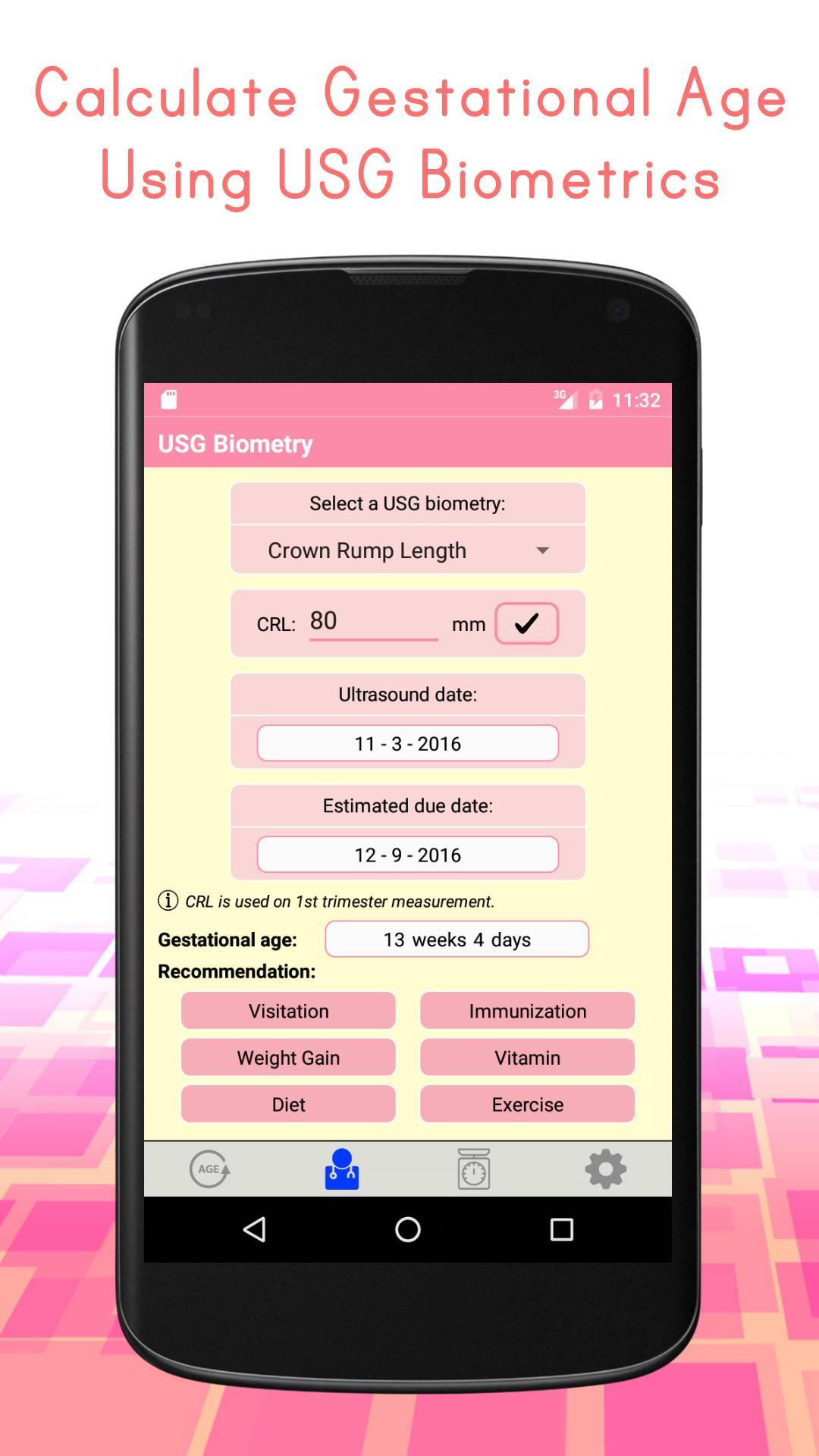 Pregnancy Calculators Pro for Android - APK Download