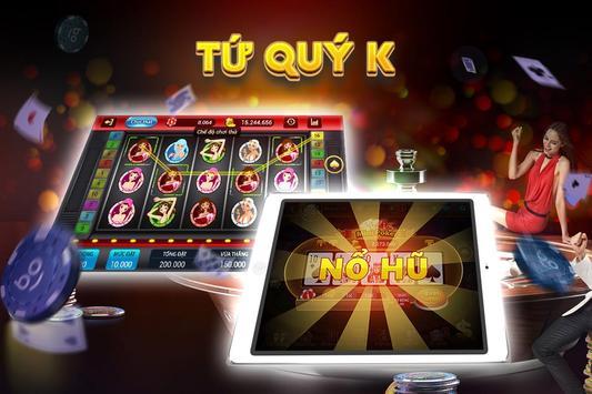 Vua Bai 4K (Game Bai Doi The) screenshot 1