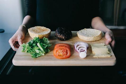 Grilled Veggie Sandwich apk screenshot