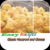 Classic Macaroni and Cheese icon