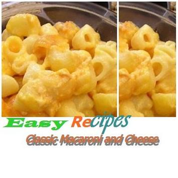Classic Macaroni and Cheese poster