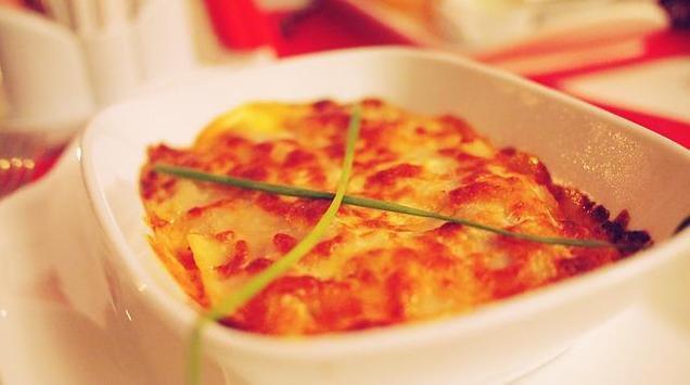 Hearty Vegetable Lasagna apk screenshot