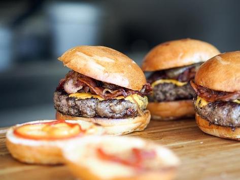 Portobello Mushroom Burgers apk screenshot