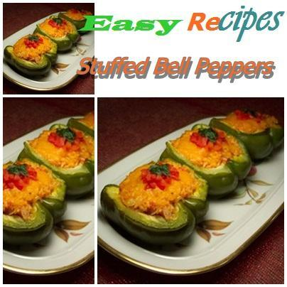 Stuffed Bell Peppers poster