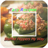 Stuffed Peppers My Way icon