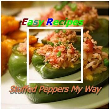 Stuffed Peppers My Way poster